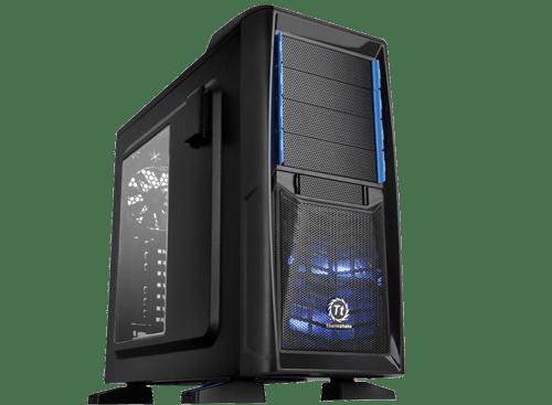 Imagen de torre de ordenador estilo Gaming