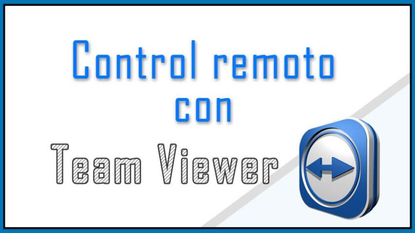 Controla un ordenador por control remoto