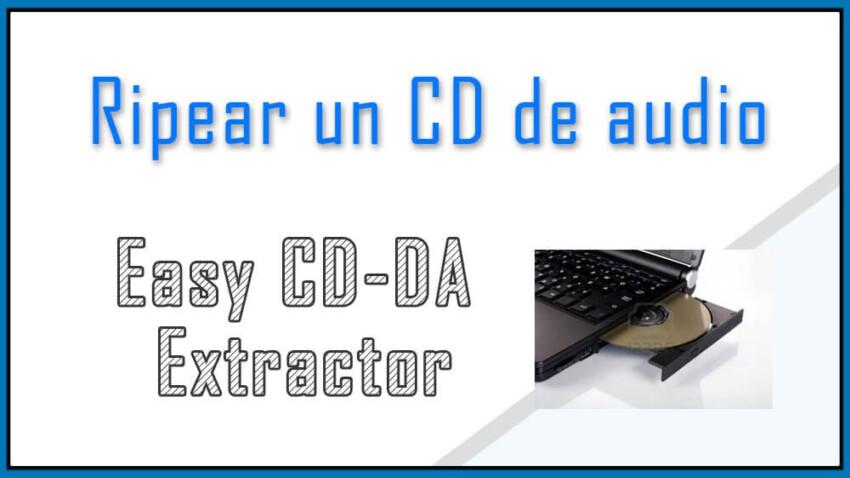 Ripear un CD de audio