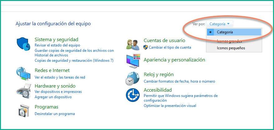 Abrir puertos en firewall Windows 10 (2)