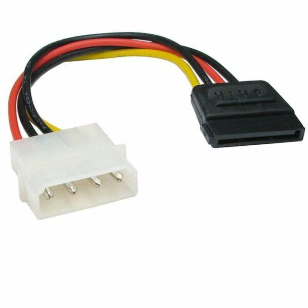 Cable alimentacion SATA
