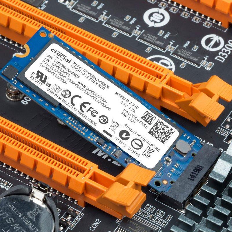 Disco M.2 conexion directa a placa blase