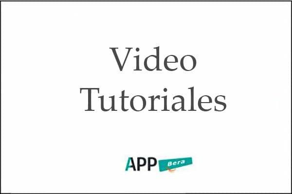 Videotutoriales Online gratis