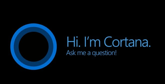 Cortana de Windows 10