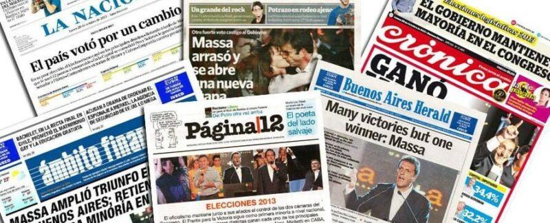 diarios periodicos y revistas para publicidad