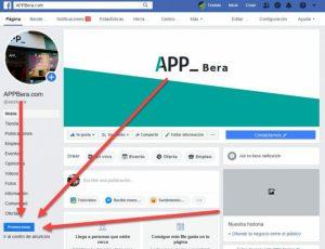 Promocionar tu pagina de FaceBook