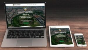 Diseño web de pamplonaventanas.com