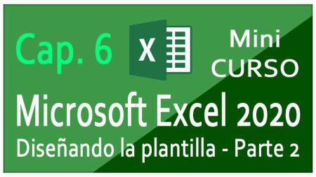 Conociendo las formulas matematicas básicas de Excel 2020