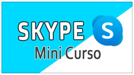 Curso de Skype 2020