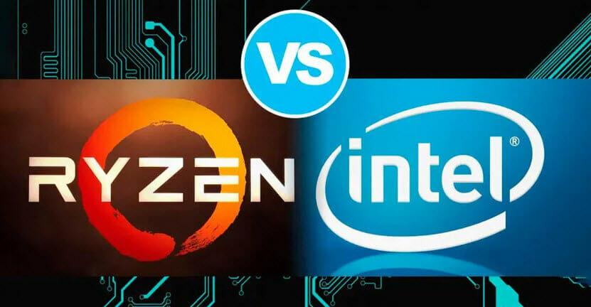 intel-vs-amd-procesadores para portatil