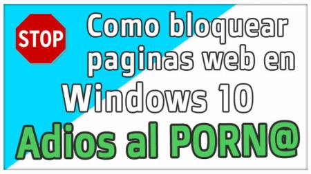Bloquear PAGINAS WEB en tu computadora, PC, ordenador 2020 (Facebook, instagram, PORN@GRAFIA)