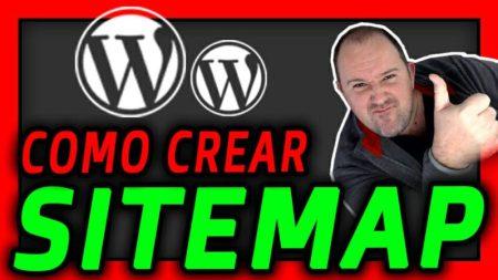 Cómo crear un SITEMAP en WordPress - FACIL - 2021