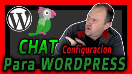 Video 2 . Como configurar un CHAT en tu web usando WORDPRESS 2021 - Gratis con Con Tawk.to