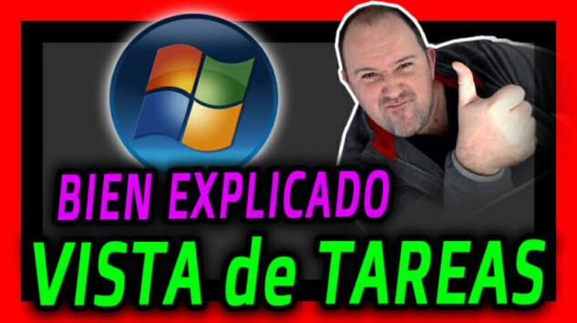VISTA de TAREAS en Windows 10 - QUE ES y COMO SE USA - 2021